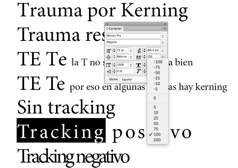 ¿Qué es el tracking?