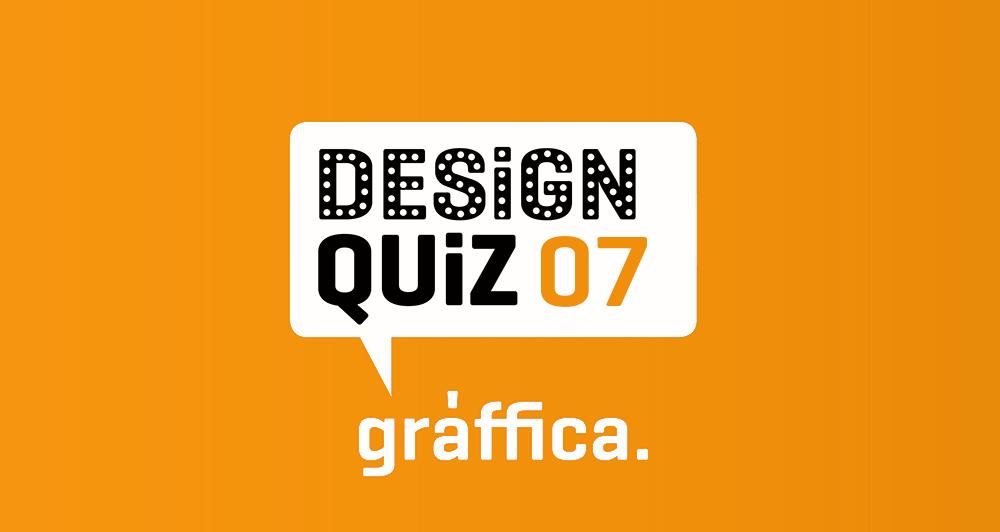 Design Quiz (7): ¿Cuánto sabes realmente de cultura visual?