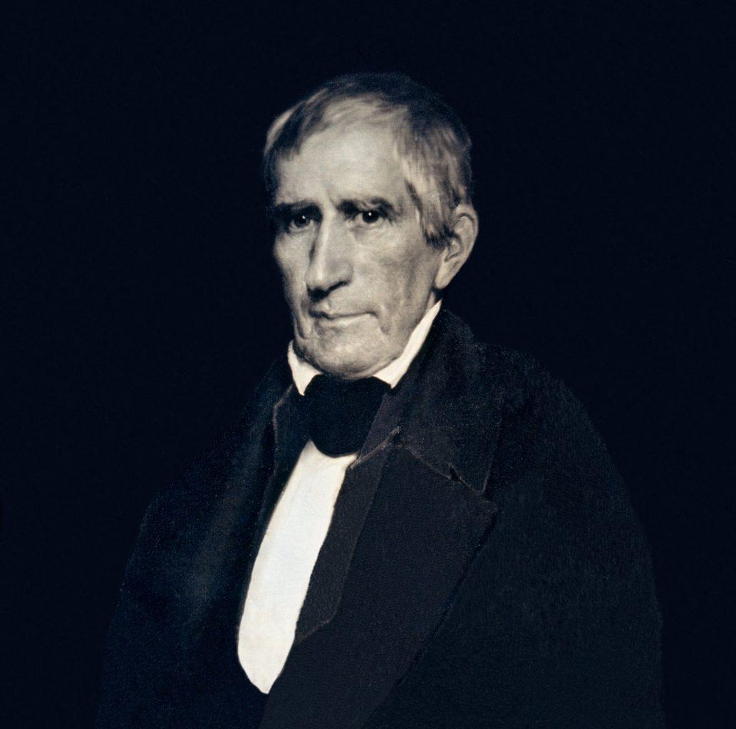 primera fotografía de un Presidente de los Estados Unidos