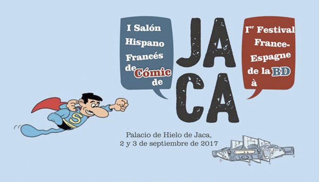 I Salón Hispano Francés de Cómic
