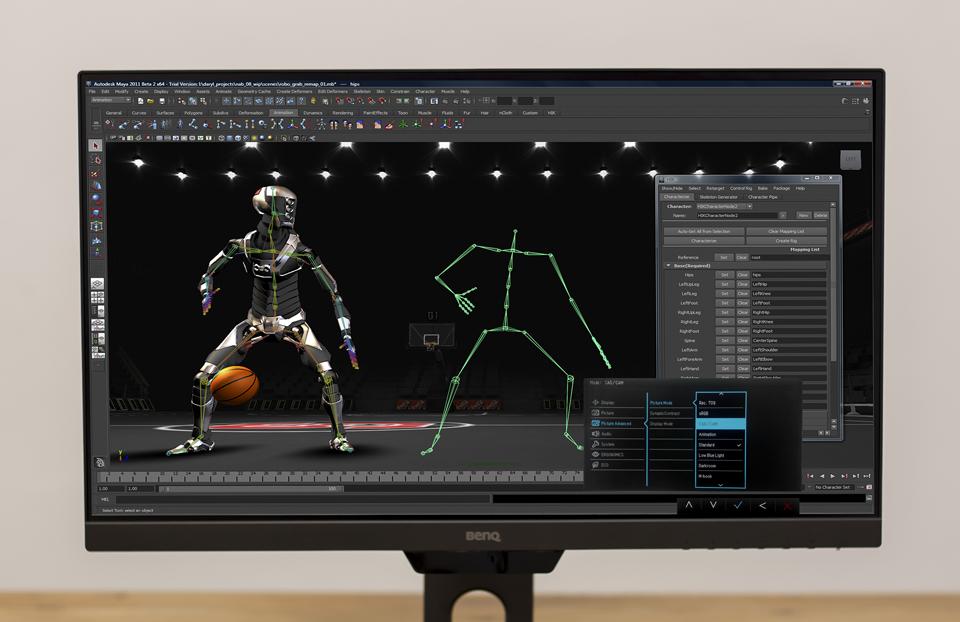 BenQ PD2500Q, el monitor para los diseñadores exigentes - CAM/CAD