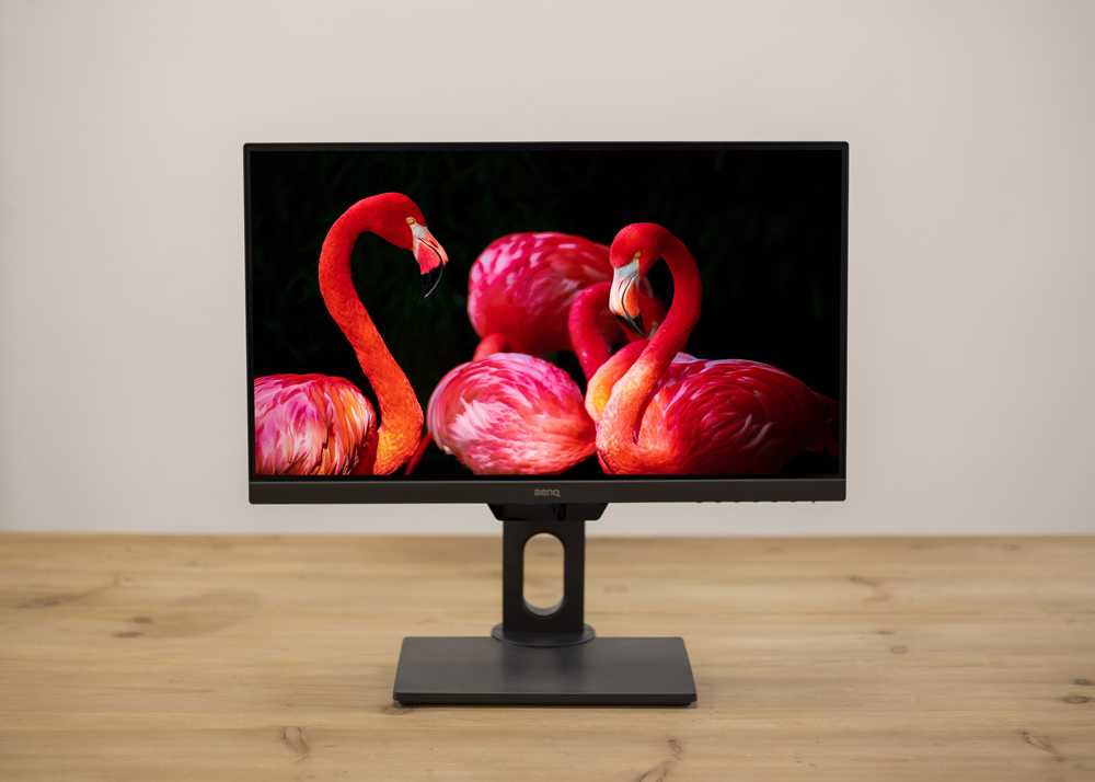 BenQ PD2500Q, el monitor para los diseñadores exigentes - color
