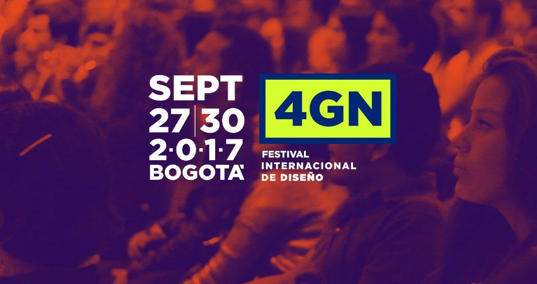 4ª edición del festival de diseño internacional 4GN