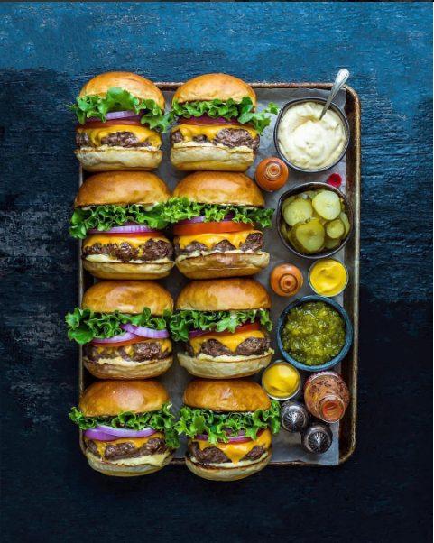 fotos de comida con el móvil