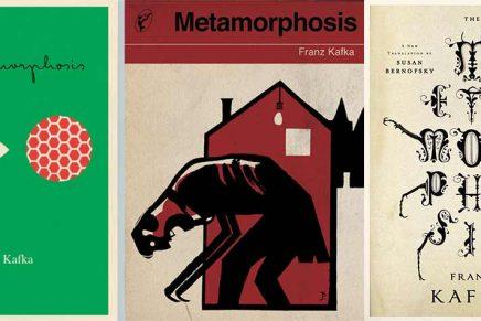¿Sabías que Kafka no quería una cucaracha en el diseño de la portada de 'La metamorfosis'?
