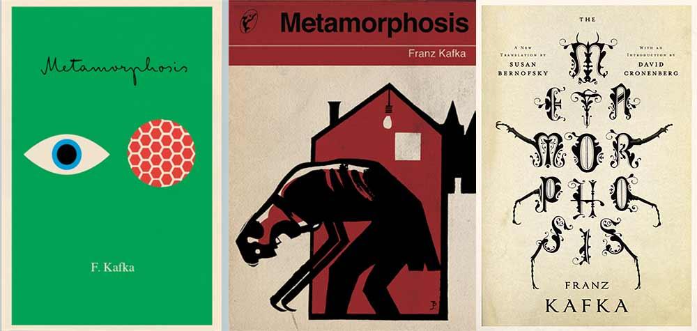 ¿Por qué Kafka no quería una cucaracha en el diseño de la portada de 'La metamorfosis'?