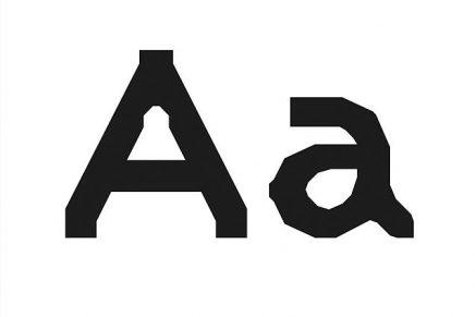 Las tipografías con fobia a las curvas, por Zuzana Licko, cofundadora de Emigre