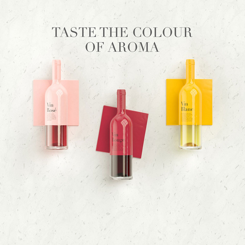 Packaging Vino tres colores 1