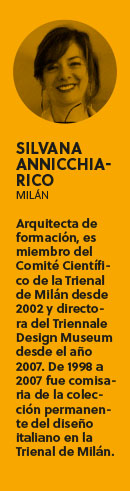 Silvana Annicchiarico Triennale Design Museum 1