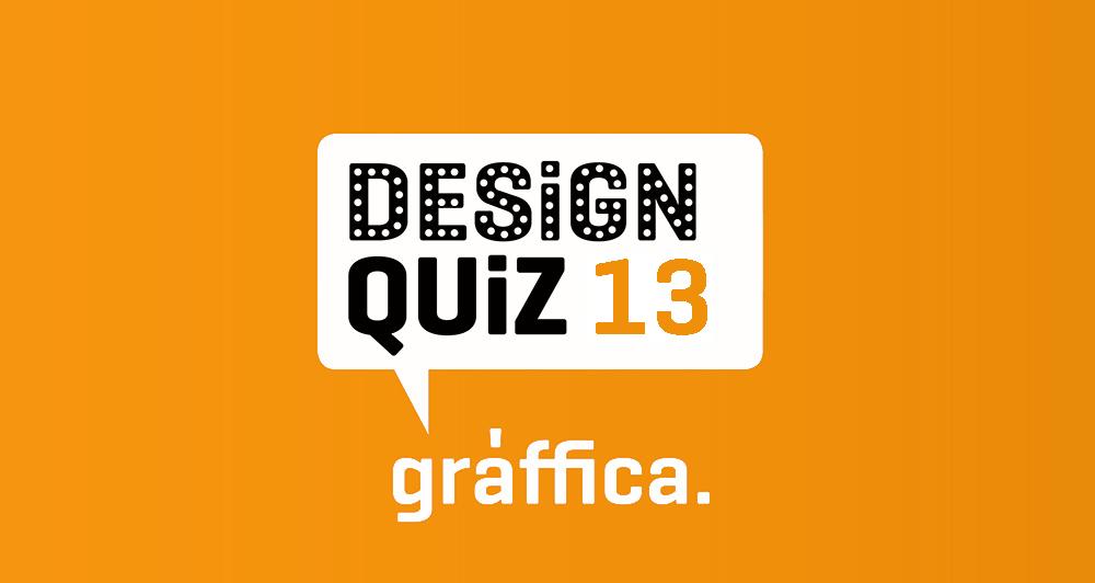 Design Quiz (13): ¿Cuánto sabes realmente de cultura visual?