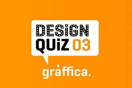 Design Quiz (3): ¿Cuánto sabes realmente de cultura visual?