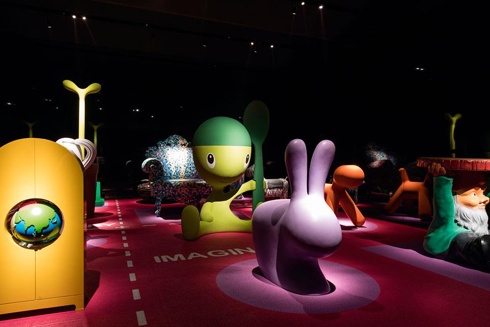 Triennale Design Museum Entrada 1