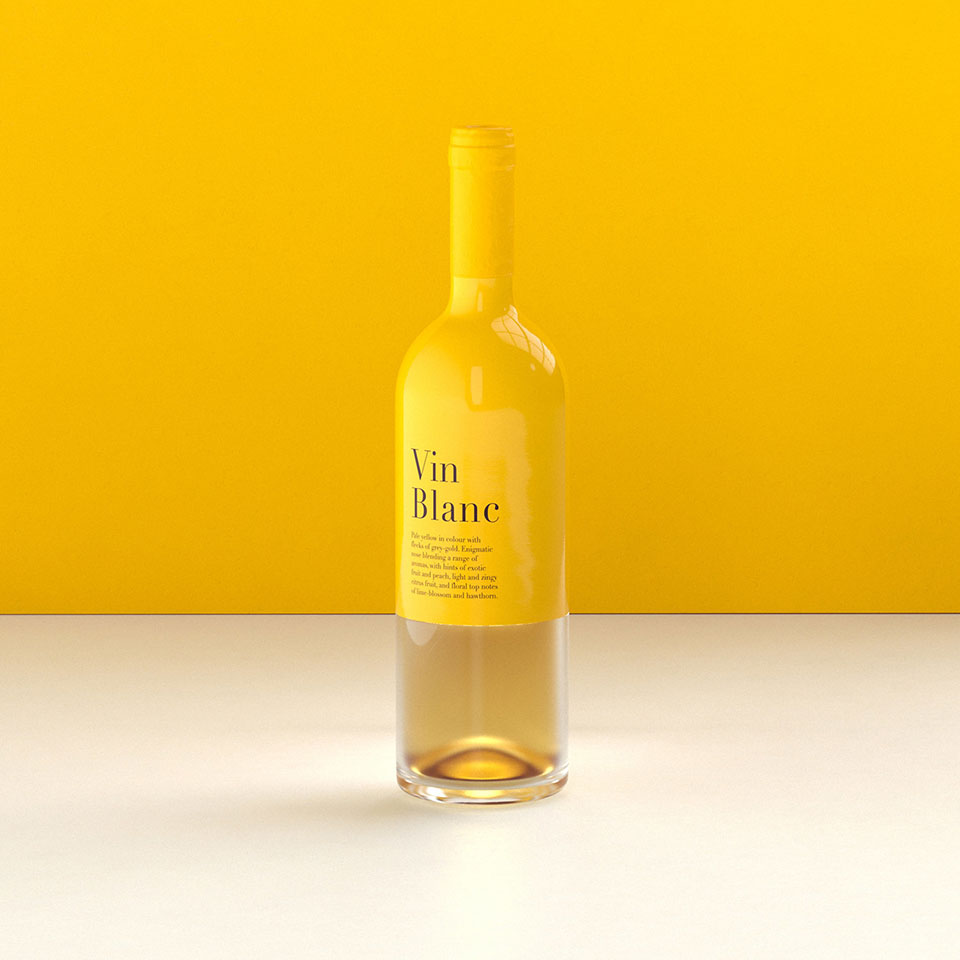 Packaging Vino Blanco 1