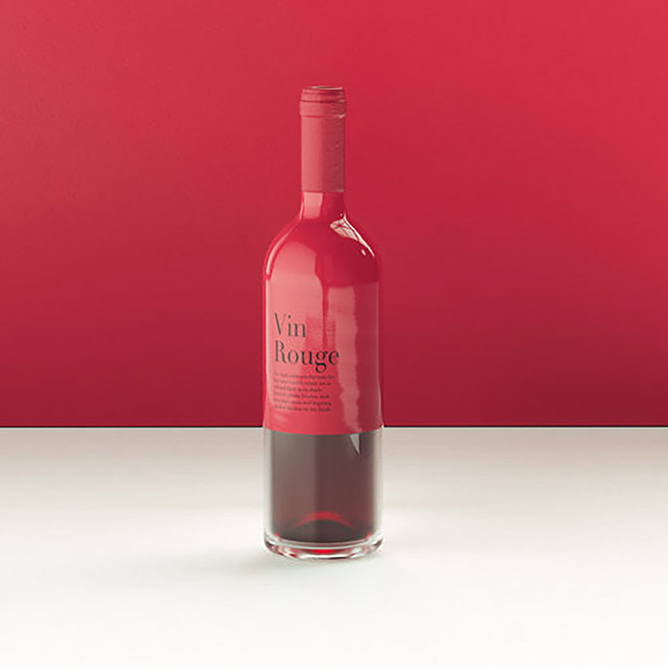 packaging Vino Rojo 1