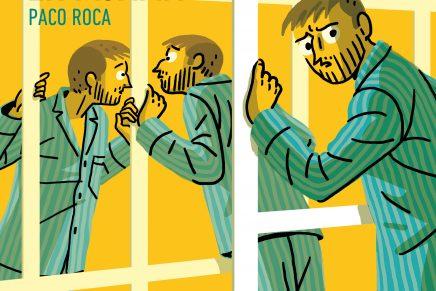 Paco Roca publica el último libro de su trilogía 'Un hombre en pijama'