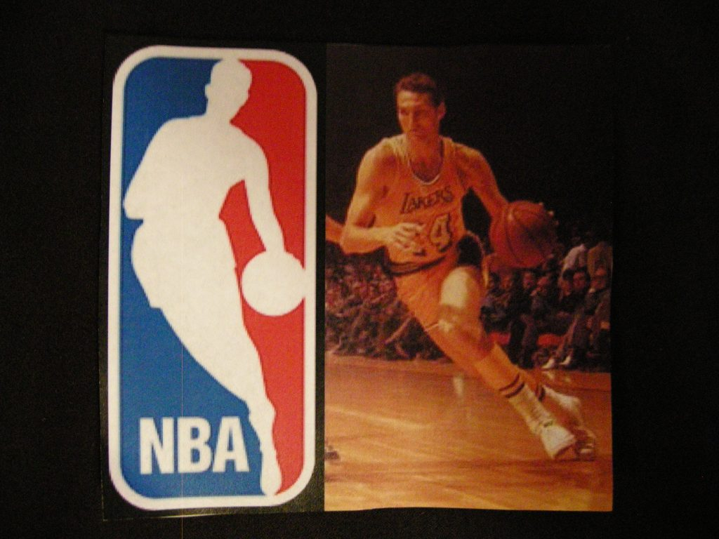 quien diseño el logo NBA