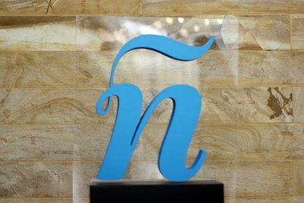 """Nuevo traje a medida para la Biblioteca Nacional de Chile: la tipografía """"Biblioteca"""""""