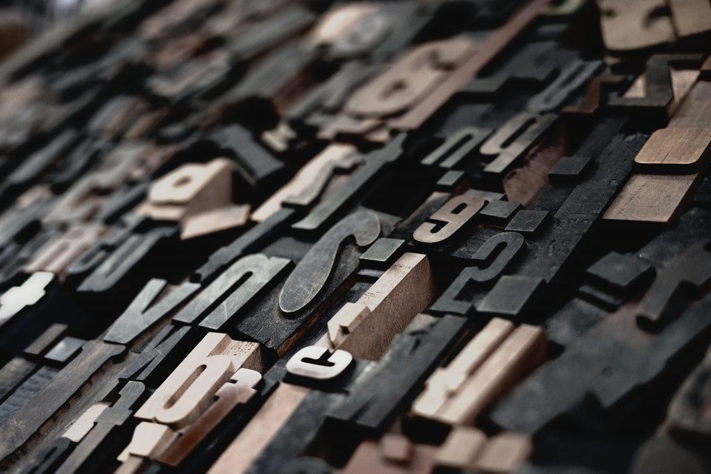 Nuevo consorcio investigan las tipografías utilizadas en los dispositivos digitales