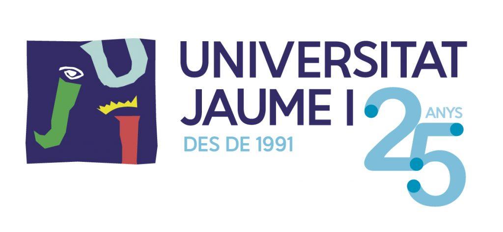 Logo UJI 25 aniverario