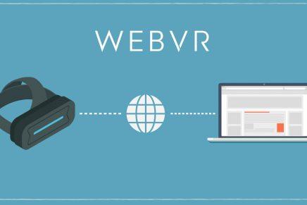 WebVR ¿Qué es y en qué punto se encuentra?