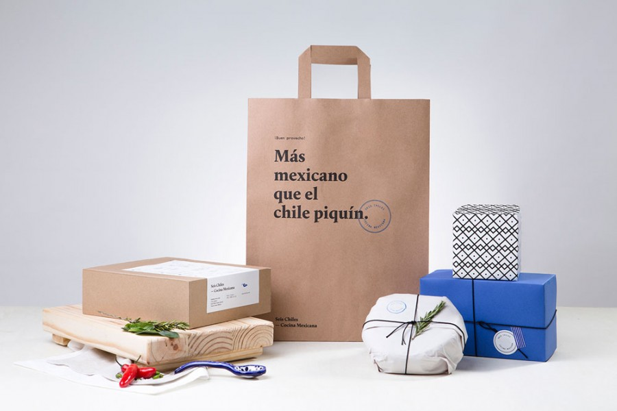 diseños de packaging para restaurantes