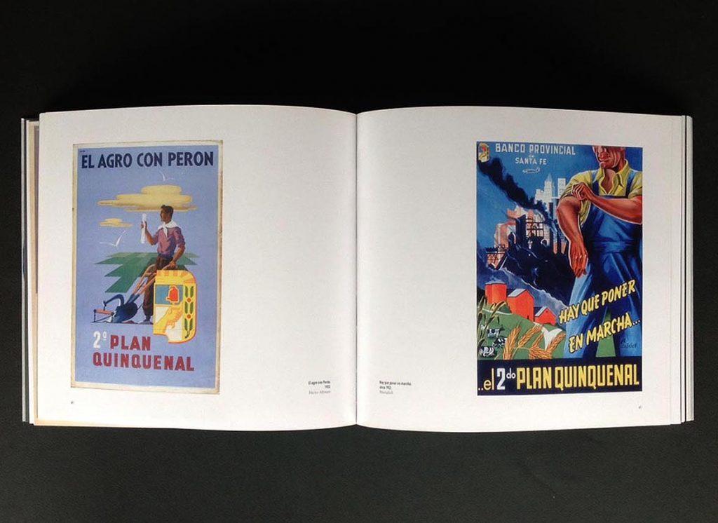 'Afiches del Peronismo', el archivo general de la nación gráfica peronista - 4