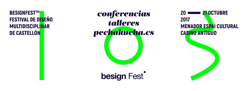 segunda edición del besign Fest