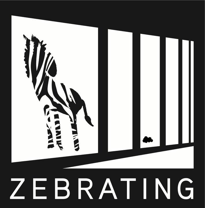 Zebrating