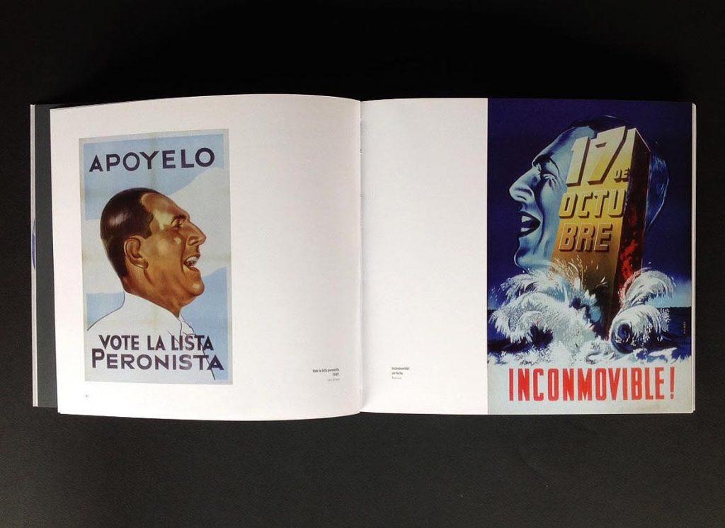 Afiches del Peronismo, el archivo general de la nación gráfica peronista - 2