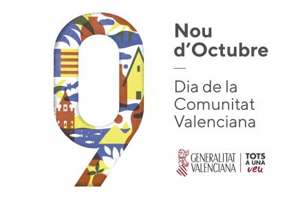 Consenso entre la Generalitat y ayuntamientos para el nuevo cartel del Nou d'Octubre