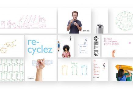 Interbrand apuesta por ecobranding para crear la marca Citeo