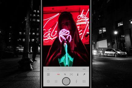 Camille App, la aplicación que te ayudará a usar tu cámara réflex