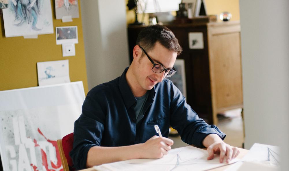 «Un cartel de una peli no es solo un diseño bonito; tiene que estar dentro de una estrategia de comunicación», Pablo Dávila