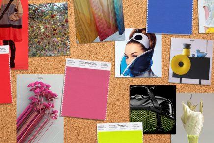 ¿Ya sabes cuáles son los colores Pantone para la primavera 2018?