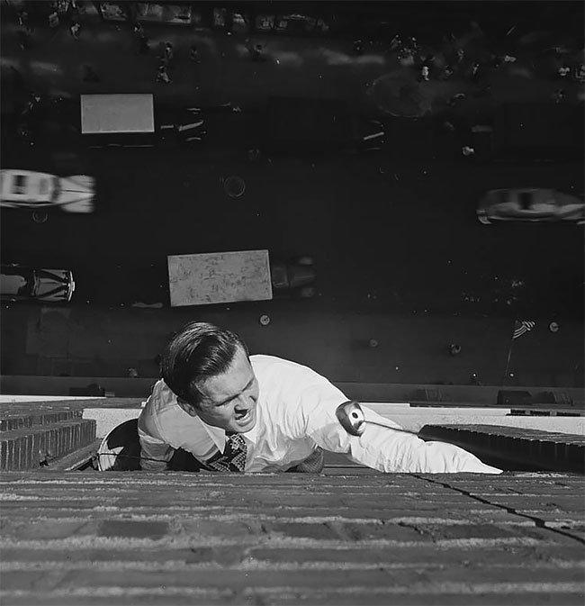 años 40 en Nueva York vistos por Stanley Kubrick