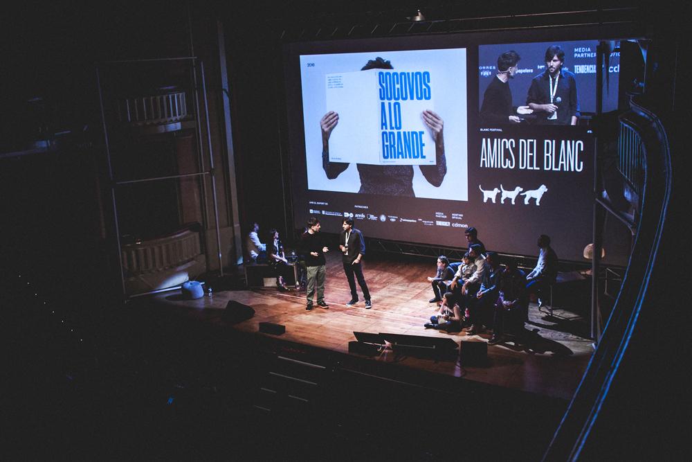 El Blanc Festival 2017 llega a Barcelona potenciando el talento creativo femenino - amicus del blanc