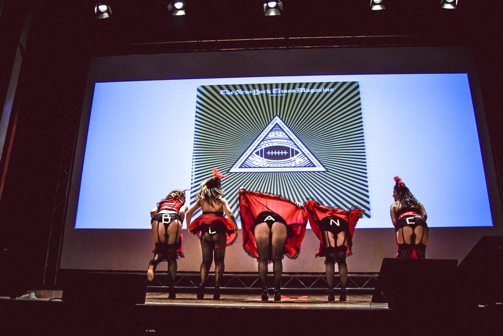 El Blanc Festival 2017 llega a Barcelona potenciando el talento creativo femenino - bailarinas