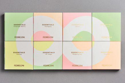 Fedrigoni presenta su nuevo muestrario versátil de papeles 'Essentials', 8 booklets con infinitas posibilidades