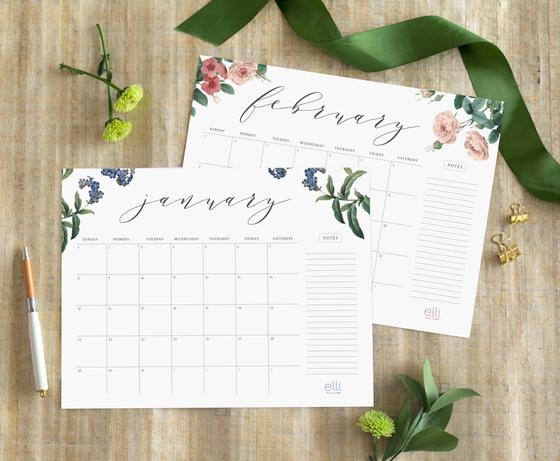 5 calendarios gratuitos