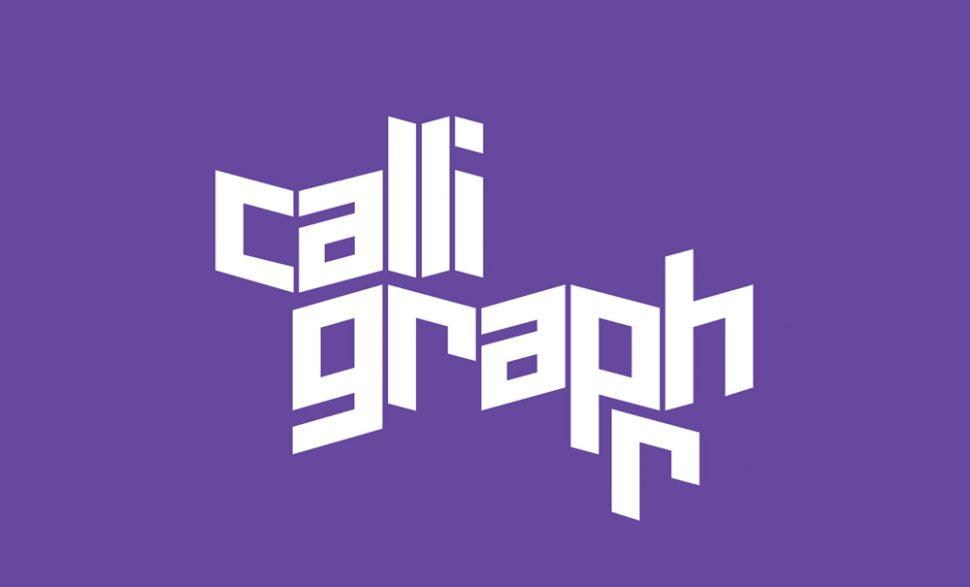 Calligraphr, el programa que vectoriza tus fuentes manuscritas