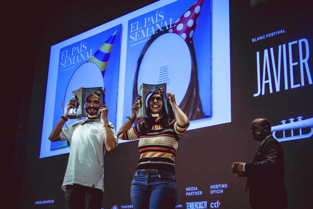 El Blanc Festival 2017 llega a Barcelona potenciando el talento creativo femenino - javier jaén