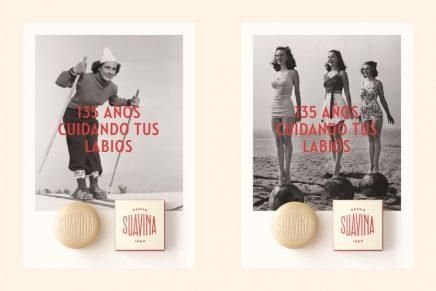 La marca Suavina apuesta por Lavernia & Cienfuegos para su rediseño
