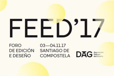 FEED'17, nueva edición del foro de edición y diseño en Santiago de Compostela