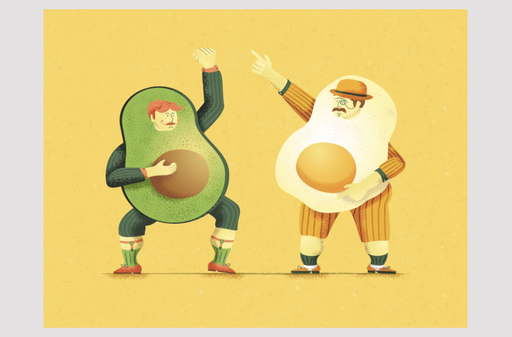 Breakfast Band, de Lina Leusenko