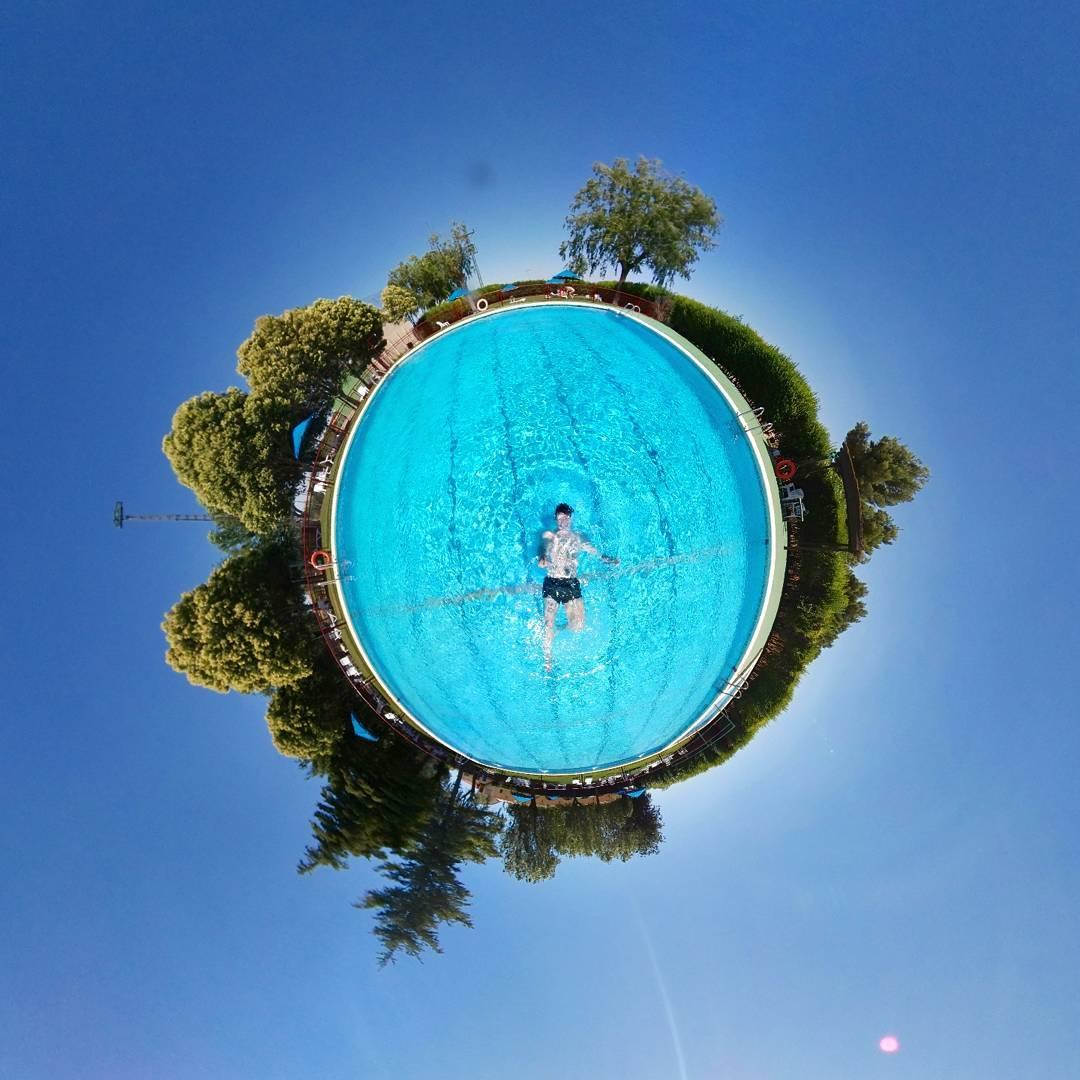 fotografia esferica