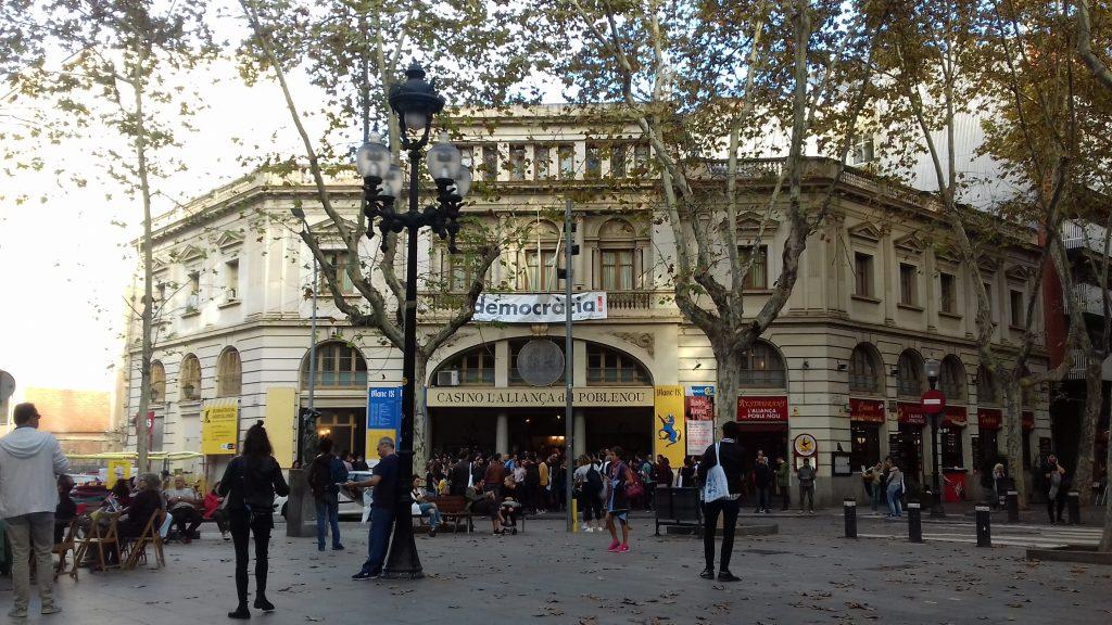 Casino Aliança del Poble Nou Barcelona