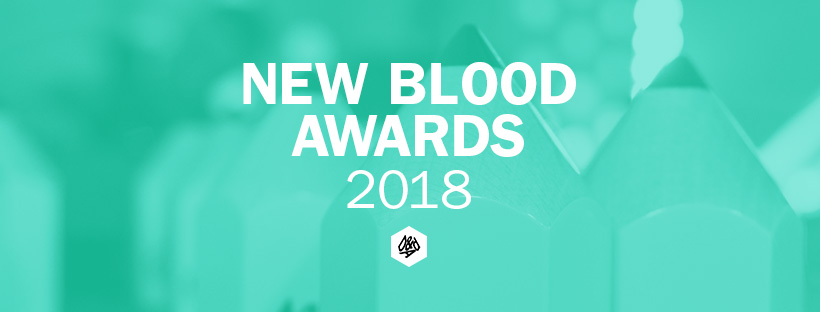 ¡Atención jóvenes creativos!: D&AD abre convocatoria para los New Blood Awards 2018