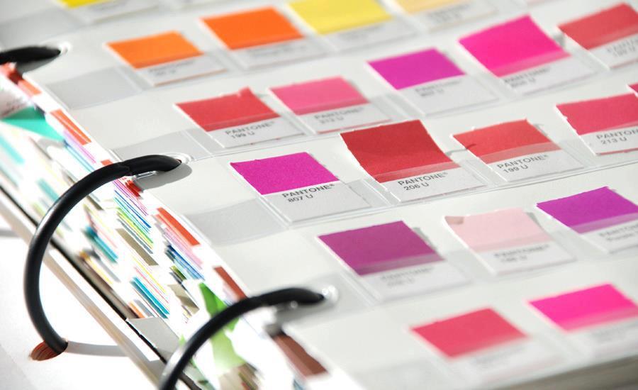 Pantone presenta un clasificador de etiquetas