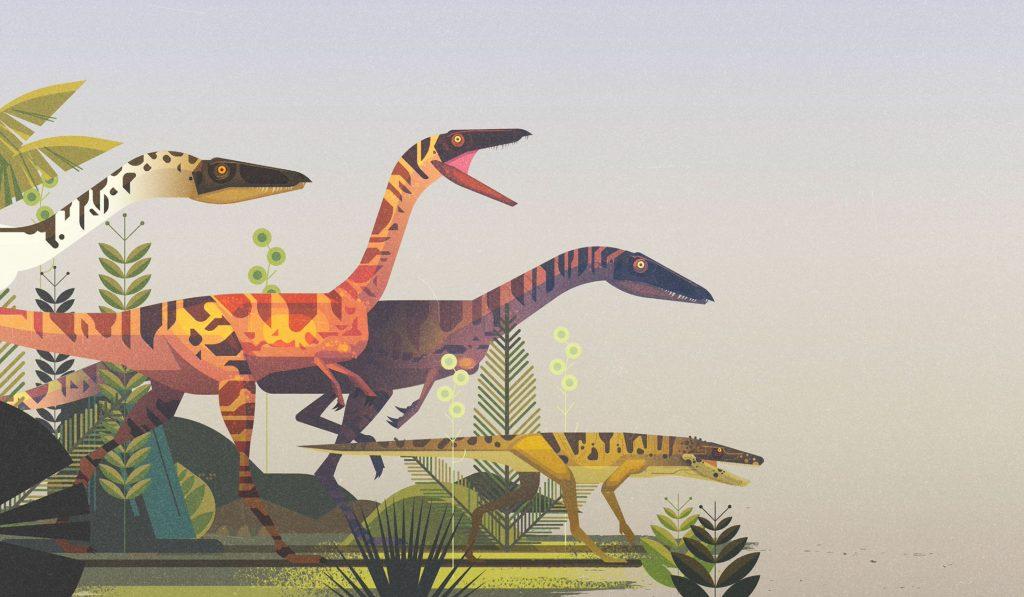 Ilustración de James Gilleard
