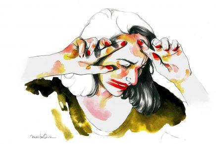 La ilustradora Marta Orse nos presenta su poesía visual